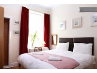 big flat for 2 to 6 people short or long term available from 1 Oct