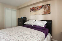 DOWNTOWN Toronto FURNISHED suite must see VIDEO TOUR <<<<