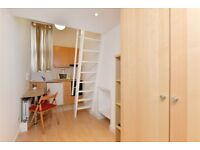 Studio flat in Leinster Gardens, London