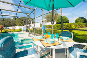 LUXURIOUS DISNEY VACATION HOME PRIVATE POOL/SPA $123 A NIGHT