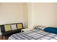 Double room/ Weekly stay/Short term/ /Garden Terrace Apartment/ Brick Lane