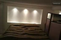 Fully furnished bachelor near m. Snowdon/Hampstead