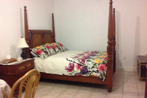Furnished room in nice house,  3 km from hospitals/universities.