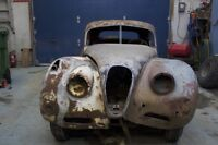 Wanted xk120 140 parts for restoration