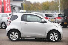 2011 Toyota IQ Full Toyota History, still under Toyota transferrable warranty, not Aygo Yaris
