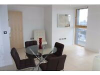 A lovely 2bed, 2bath, set on the 11th flr, terrace, FURNISHED, near Blackwall DLR, concierge