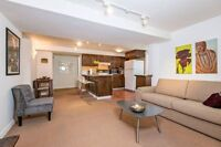 Charming Private 2 Bedroom Apt in Point Grey