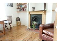 To let: one-bed character garden cottage in Stoke Newington