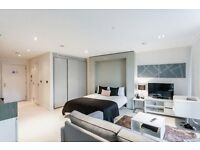 Studio flat in Bezier Apartments, City Road, Old Street