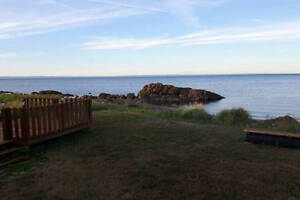 Quiet Seaside campground - campers and lots available