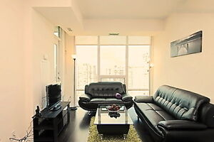 FULLY FURNISHED 2 BEDROOM APARTMENT AVAILABLE IN MISSISSAUGA!
