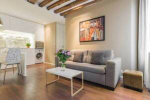 Appartement condo Paris Centre location court terme