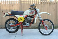 Wanted Antique or unwanted dirt bikes whole or part