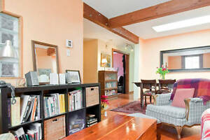 Cozy 6.5 plateau apt, Comes with extra guest room,