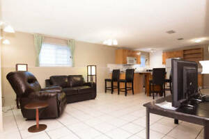 in Edmonton for work/study/visit? furnished rooms available