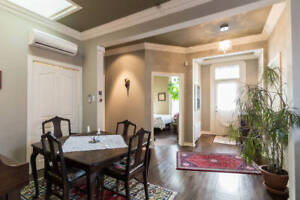 Apartment for rent 51/2 - furnished on the Plateau