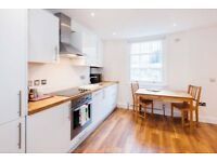 1 bed recently refurbished apartment with patio, N1