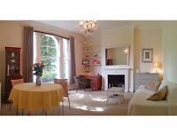 Stunning and large 1 Bedroom flat in quiet Victorian house, great space & location.