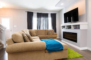 Furnished 3bdm Home-SW