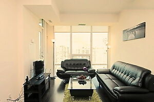 FULLY FURNISHED 2 BEDROOM APARTMENTS MISSISSAUGA NEAR SQ 1