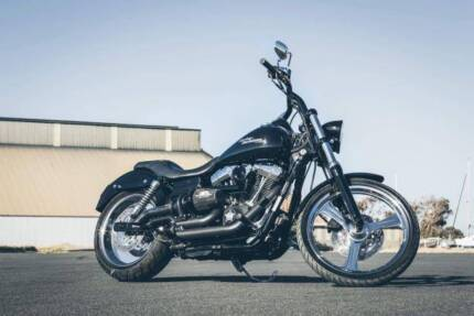 Harley davidson dyna in western australia gumtree australia free harley davidson streetbob turbo fandeluxe Image collections