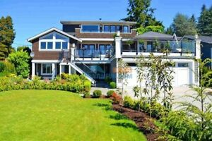 $5800 Ocean View Whole house for rent in White Rock