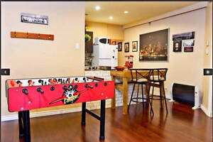 Fully Furnished 3 bed Large Apartment In Plateau