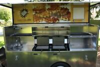 Small Specialty Food Cart