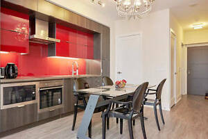 300 front luxury furnished condo 2bed 2bath+Parking cker for