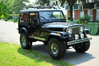 1978 Jeep Cj7 Renegade original 8 cyl / aut