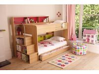 Annora Bunk Bed / Triple Sleeper from Barker and Stonehouse (reversible colours)