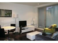 AMAZING 2 BED 2 BATH FLAT WITH PRIVATE BALCONY, GYM, NEAR DLR, 3RD FLOOR IN BALTIMORE WHARF, E14