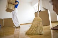 MOVE IN / MOVE OUT  CLEANING SERVICES