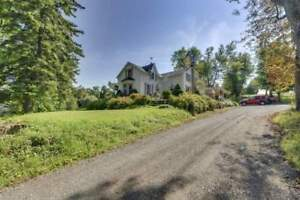 Stunning Over 40-Acre Parcel Of Property Located In North Burlin