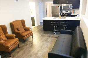 Weekly $450 - Furnished Modern Two Bedroom Suite in Stonebridge