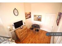 Studio flat in Pentonville Road, London, N1
