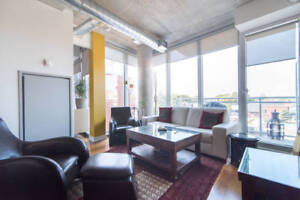 Beautiful Bank & Gladstone Condo. All inclusive with parking