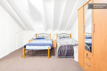 Fantastic TWIN Shared room FURNISHED all bills included Pyrmont Inner Sydney Preview