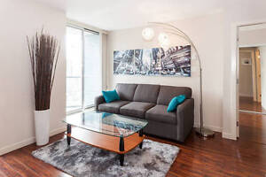 Gorgeous 2 bed 2 bath condo in Yaletown