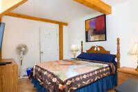 Bright & Clean room for rent - Chambre a louer