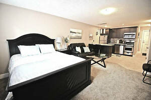 Fully Furnished | Downtown Bachelor Suite