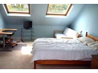 **OLD STREET CALLING! DOUBLE FOR COUPLE IN COSY HOUSE IN THE CITY! STOP TRAVELLING!