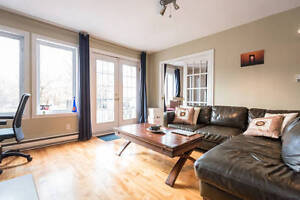 Room available in a stunning apt  1 block from Mont Royal metro