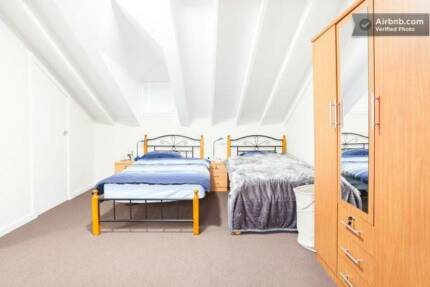 ONE MALE ROOMIE NEEDED IN HOUSE SHARE IN PYRMONT