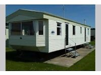 3 bedroom static caravan, very close to sea, in St Osyth near Clacton