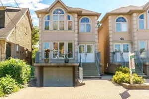 Dream House: spacious 3-BR detached in Danforth Area close toT/D