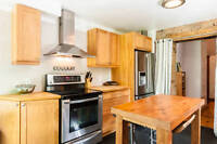Beautiful 1bd in PSC with parking !