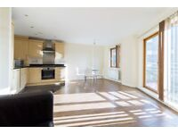 Fully furnished 2 bedroom flat with private balcony in Christopher Bell Tower, Pancras Way, Bow