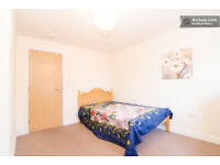 2 double modern room. Good location close to center and University. Start from £95p/w