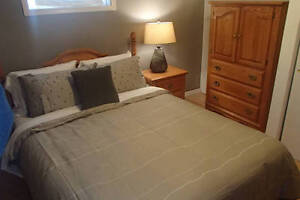 Perfect basement suite for 1 or 2 students!